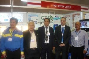 ออกบูธแสดงสินค้า  งาน ILDEX Bangkok Thailand